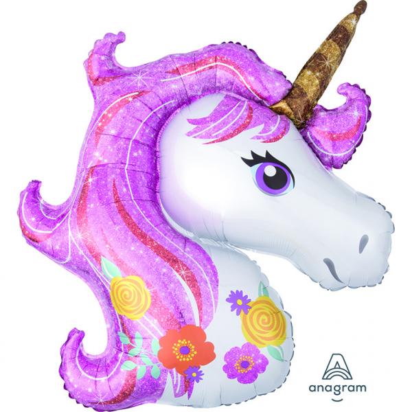 Jednorožec unicorn party dekorace oslava