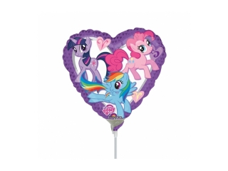 Mini fóliový balónek - My little pony (23cm)
