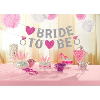 "Banner ""Bride to be"""